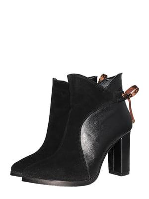 Ботинки черные | 5472944