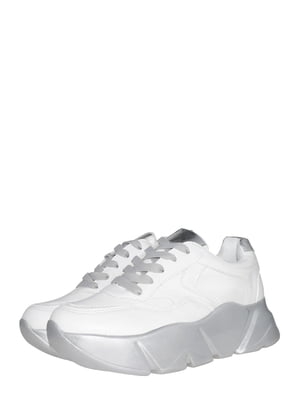 Кроссовки белые | 5511502