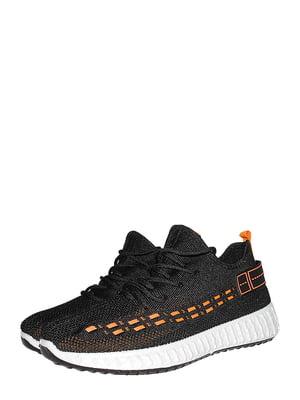 Кроссовки черные | 5511510
