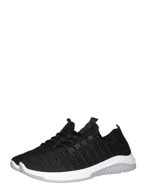 Кроссовки черные | 5511512