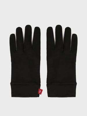 Перчатки черные | 5512133