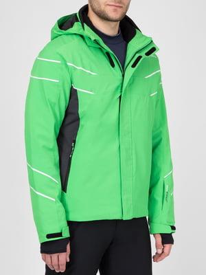 Куртка зеленая | 5512577
