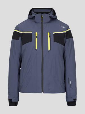 Куртка серая   5512580