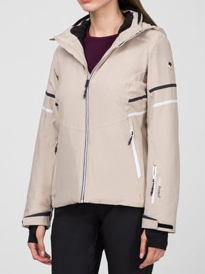 Куртка бежевая | 5512582