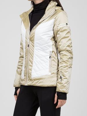 Куртка золотистого цвета | 5512618