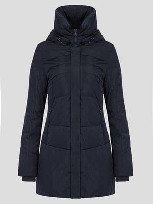 Пальто синее | 5512619