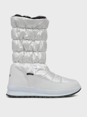 Сапоги белые | 5512878