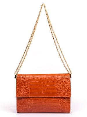 Сумка оранжевая | 5513589