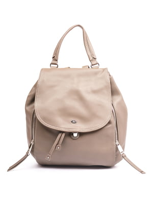 Сумка-рюкзак бежева   4626660