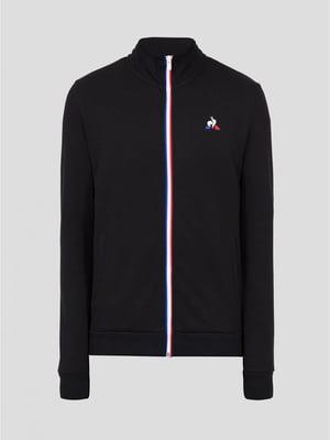 Кофта черная с логотипом | 5511834
