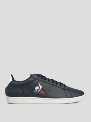 Кеды синие с логотипом | 5512155