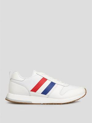 Кроссовки трехцветные | 5512160