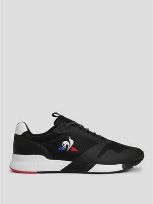 Кросівки чорні з логотипом   5512359