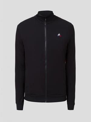 Кофта черная с логотипом | 5512433