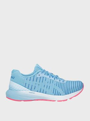 Кроссовки голубого цвета | 5512731