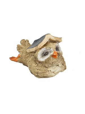 Фігурка декоративна «Сова-професор» (4 см) | 5453381