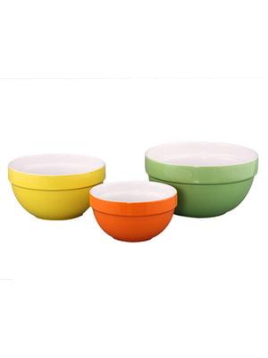 Набір салатників «Літо» (3 предмета) | 5453391