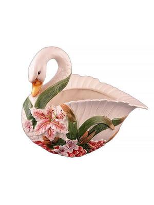 Кашпо «Лебедь» (28 см) | 5453464