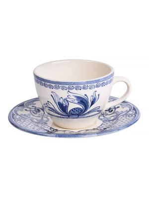 Чайный набор «Тиара» (2 предмета) - Claytan - 5453642