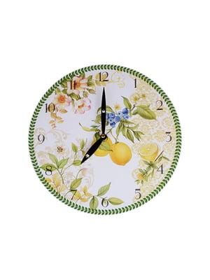 Годинник настінний «Лимон» (29 см)   5453794