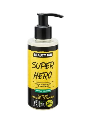 Гель для обличчя очищувальний Super Hero (150 мл) | 5453049