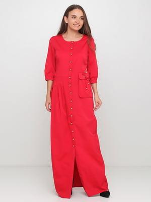 Сукня червона | 4591385