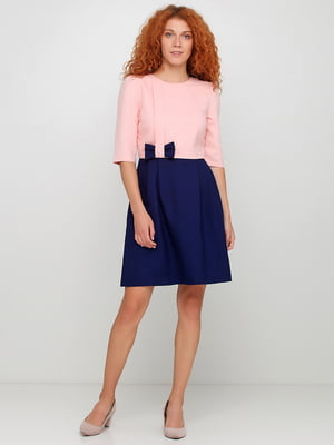 Сукня двоколірна | 5503315
