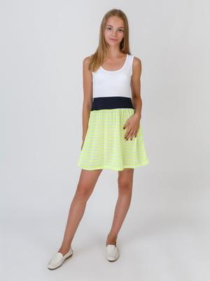 Комплект: сукня, туніка, легінси   5500620