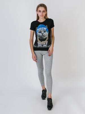 Комплект: футболка, туніка і легінси   5500623