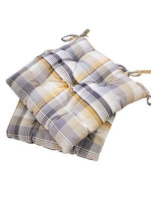 Подушка на стул (40х40 см) | 5473261