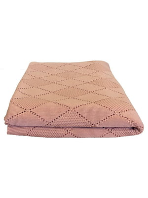 Плед темно-розовый | 5499959