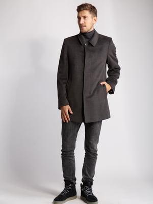 Пальто серого цвета | 5010535