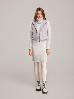 Комплект: сукня та жилет | 5516131