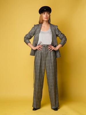 Костюм: жакет і штани | 5516141