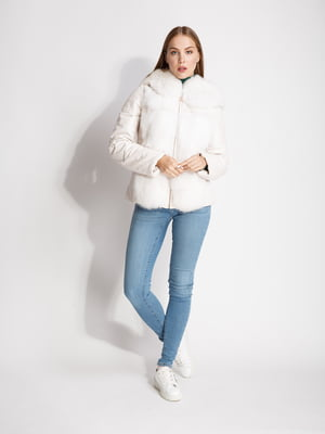 Куртка белая | 5516156