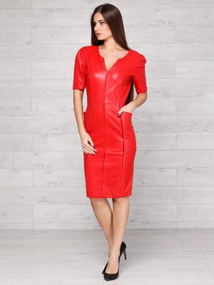 Сукня червоно-чорна | 5516167