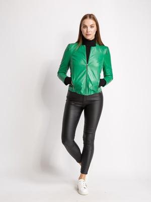 Куртка зелена | 5516171