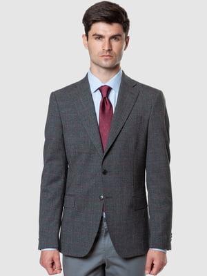 Пиджак серый | 5516185