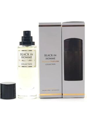Парфюмированная вода BLACK IN HOMME, 30 мл | 5516394