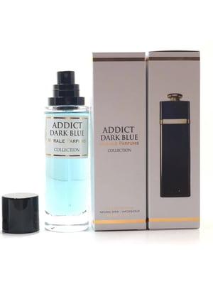 Парфюмированная вода ADDICT DARK BLUE, 30 мл | 5516408
