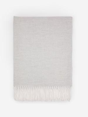 Шарф світло-сірий | 5515601