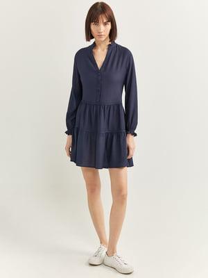 Сукня синя | 5515635