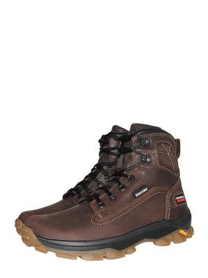 Ботинки коричневые | 5515175