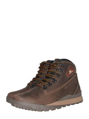 Ботинки коричневые | 5515180
