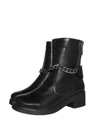 Ботинки черные | 5515722