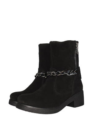 Ботинки черные | 5515723