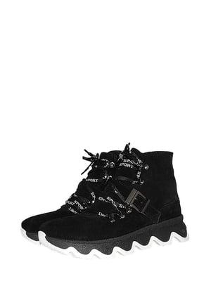 Ботинки черные | 5516532