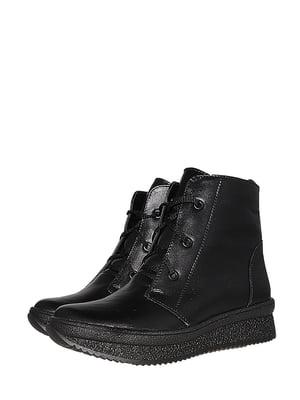 Черевики чорні | 5516534