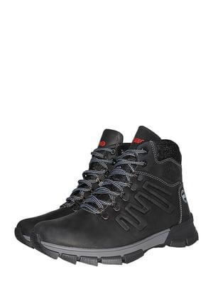 Ботинки черные | 5516541
