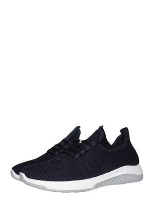 Кроссовки синие | 5513702